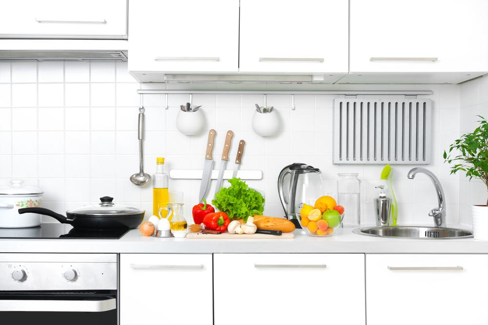 Uprataná kuchyňa podľa Lujzi Garajovej-Schramekovej