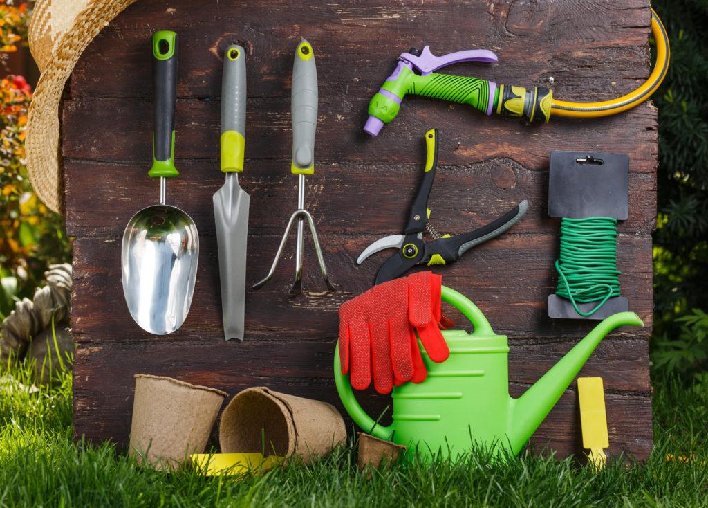 zahradne potreby
