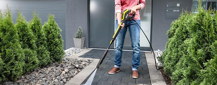 Pripravte na zimu nielen záhradu, ale aj svoj vysokotlakový čistič