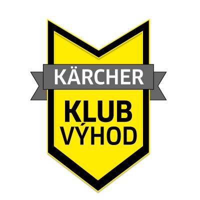 Logo Kärcher klub výhod